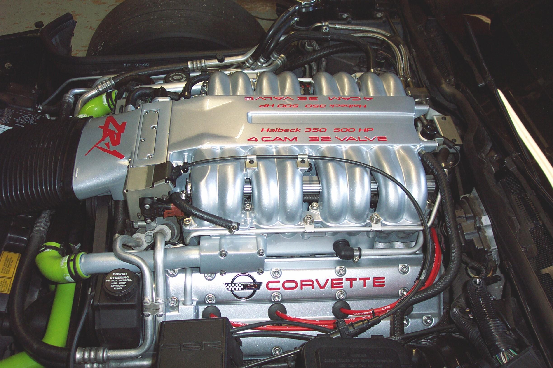 Engine Refinishing